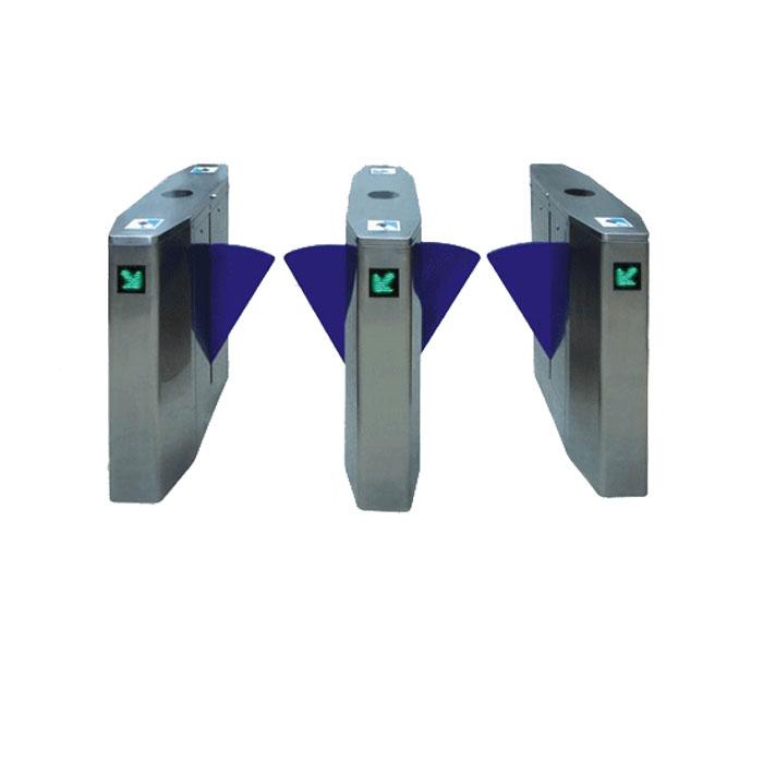 豪華橋式平八角翼閘
