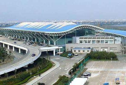 title='宁波栎社机场安检升级 候机至少提前一个半小时'